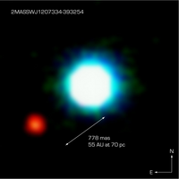 First Image of an Exoplanet