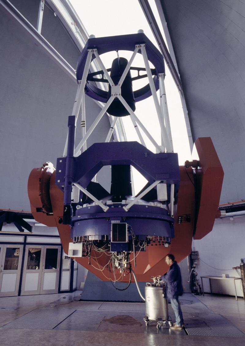 Telescopio_MPG_en_La_Silla
