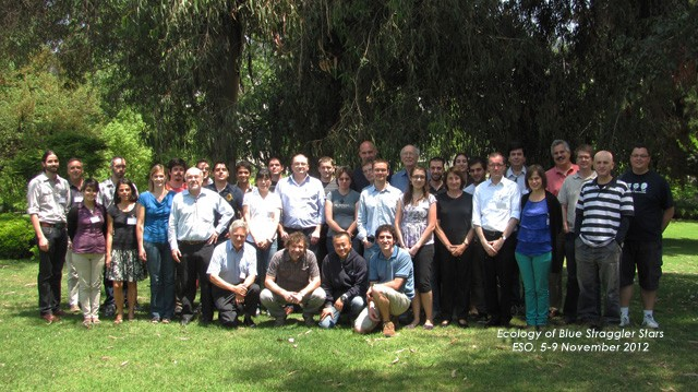 BSS2012 - Group picture