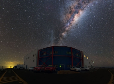 Paranal Observatory control building