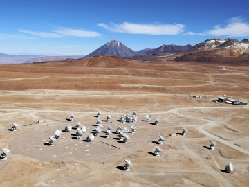 ALMA Operations Site, Chajnantor
