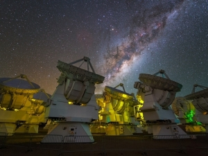 ALMA and the Galactic Centre