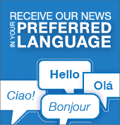 Receive our News in your preferred language