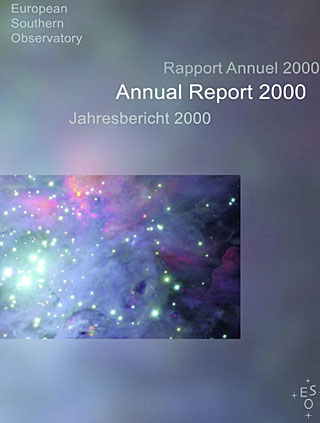 ESO Annual Report 2000
