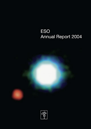 ESO Annual Report 2004
