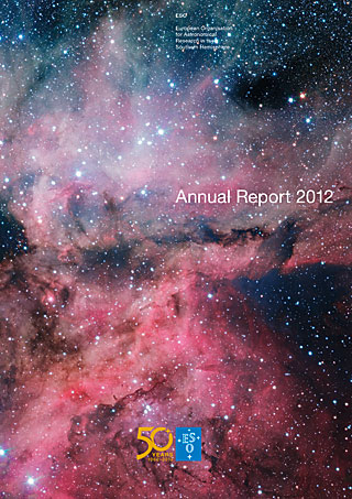 ESO Annual Report 2012