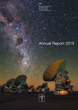ESO Annual Report 2013