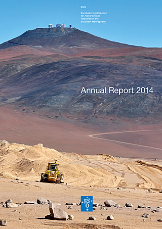 ESO Annual Report 2014