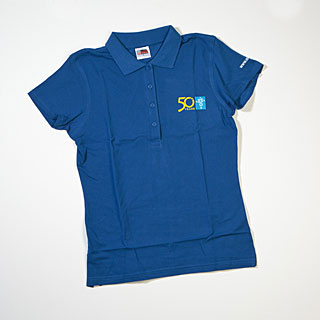 Polo Shirt: Women Size L
