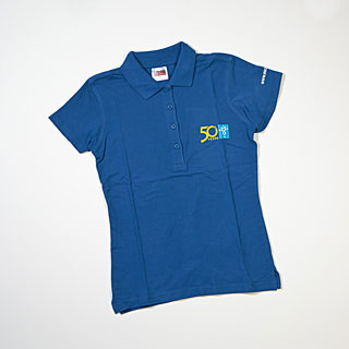 Polo Shirt: Women Size S