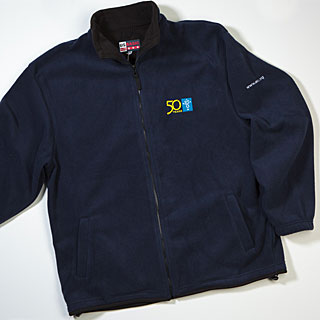 ESO Fleece Jacket: Unisex Size XXL
