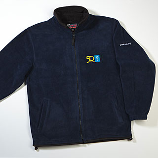 ESO Fleece Jacket: Unisex Size S