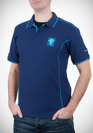 ESO Polo T-shirt  Men XL 2017 Embroidered