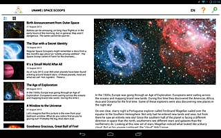 Space Scoop for Android