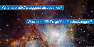 0605 ESO's biggest discoveries