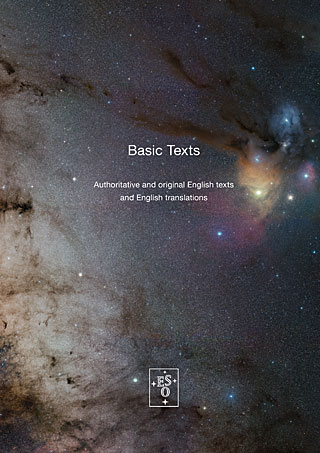 Book: Basic Texts Convention and Protocols - (English)