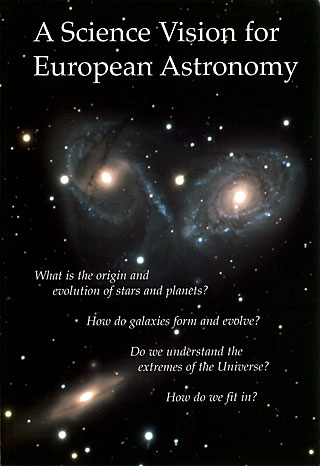 Book: A Science Vision for European Astronomy