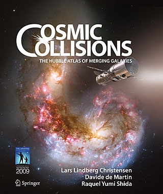 Book: Cosmic Collisions – The Hubble Atlas of Merging Galaxies