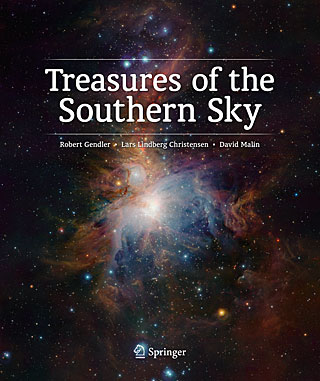Book: Treasures of the Southern Sky
