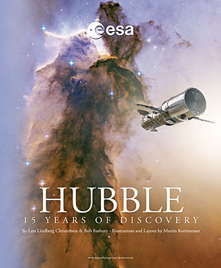 Book: Hubble — 15 Years of Discovery book