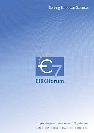 EIROforum flyer