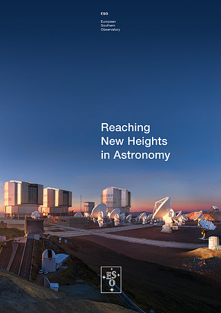Brochure: Reaching New Heights in Astronomy
