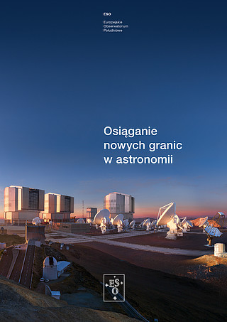Brochure: Reaching New Heights in Astronomy (Polski)
