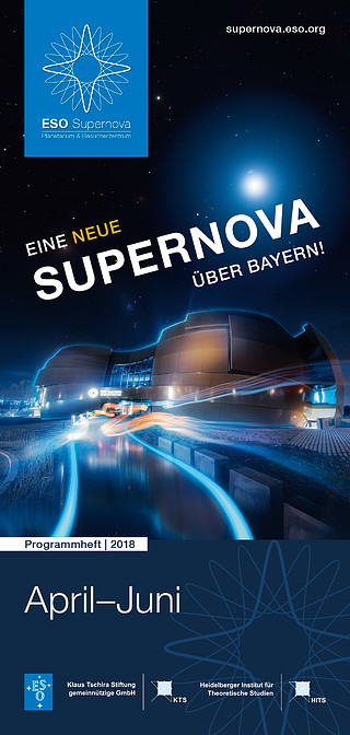 ES Supernova Programme (April-June) (German)