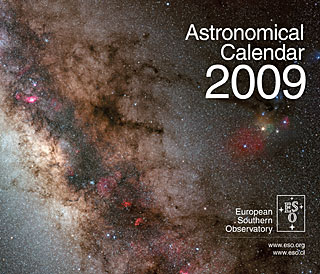 ESO Astronomical Calendar 2009