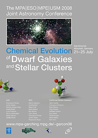 Poster: Chemical Evolution of Dwarf Galaxies and Stellar Clusters