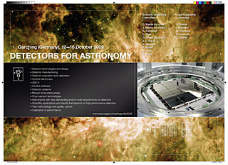 Poster: Detectors for Astronomy