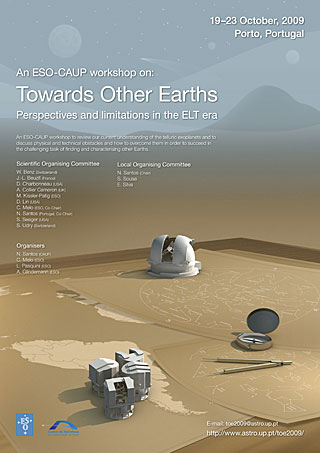 Poster: Towards Other Earths