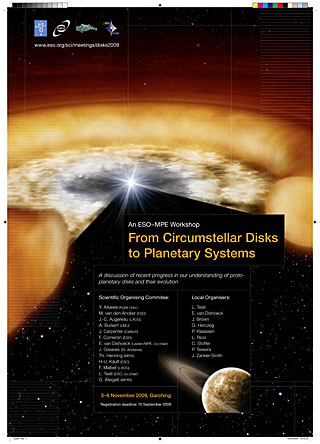 Poster: From Circumstellar Disks to Planetary Systems