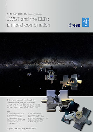 Poster: JWST and the ELT