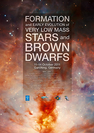 Poster: Formation and Early Evolution of Very Low Mass Stars and Brown Dwarfs