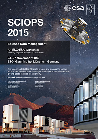 Poster: SCIOPS 2015