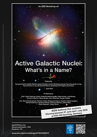 Active Galactic Nuclei: What's in a name?
