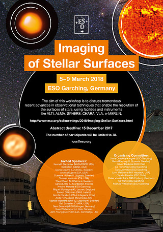 Imaging of Stellar Surfaces
