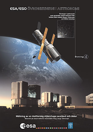 The ESA/ESO Exercise Series booklets Swedish - Exercise 4