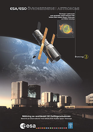 The ESA/ESO Exercise Series booklets Swedish - Exercise 3