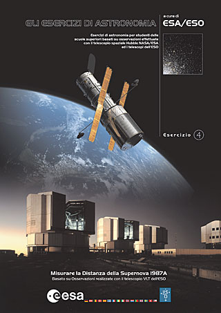 The ESA/ESO Exercise Series booklets Italian - Exercise 4