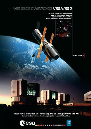 The ESA/ESO Exercise Series booklets French - Exercise 1