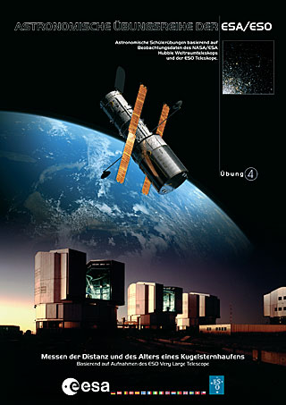 The ESA/ESO Exercise Series booklets German - Exercise 4