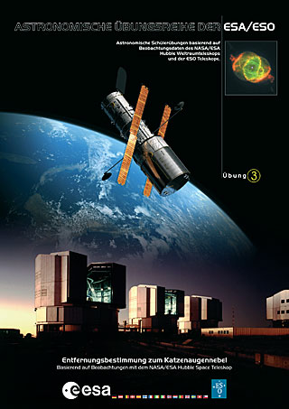 The ESA/ESO Exercise Series booklets German - Exercise 3