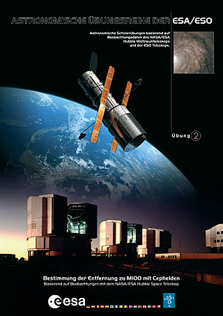 The ESA/ESO Exercise Series booklets German - Exercise 2