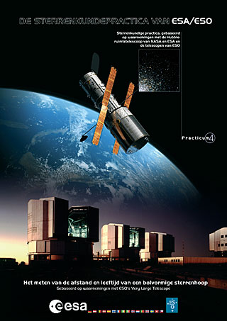 The ESA/ESO Exercise Series booklets Dutch - Exercise 4