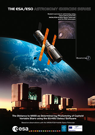 The ESA/ESO Exercise Series booklets English - Exercise 7