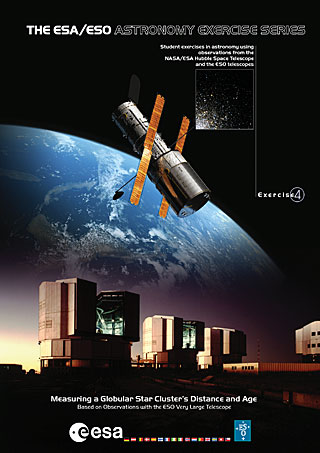 The ESA/ESO Exercise Series booklets English - Exercise 4