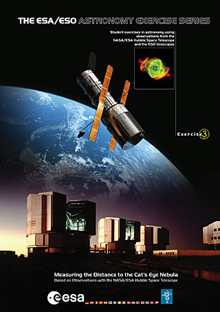The ESA/ESO Exercise Series booklets English - Exercise 3