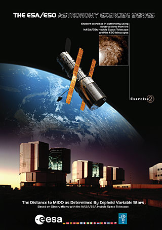 The ESA/ESO Exercise Series booklets English - Exercise 2